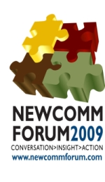 New Comm Forum logo